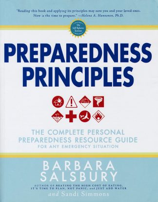 Preparedness Principles book cover