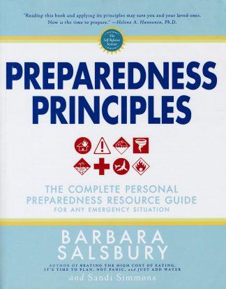 Preparedness Principles book cover
