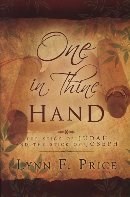 One in Thine Hand book cover