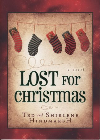 Lost For Christmas book cover
