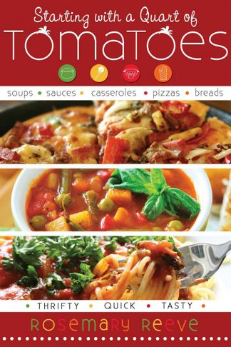 Starting with a Quart of Tomatoes book cover