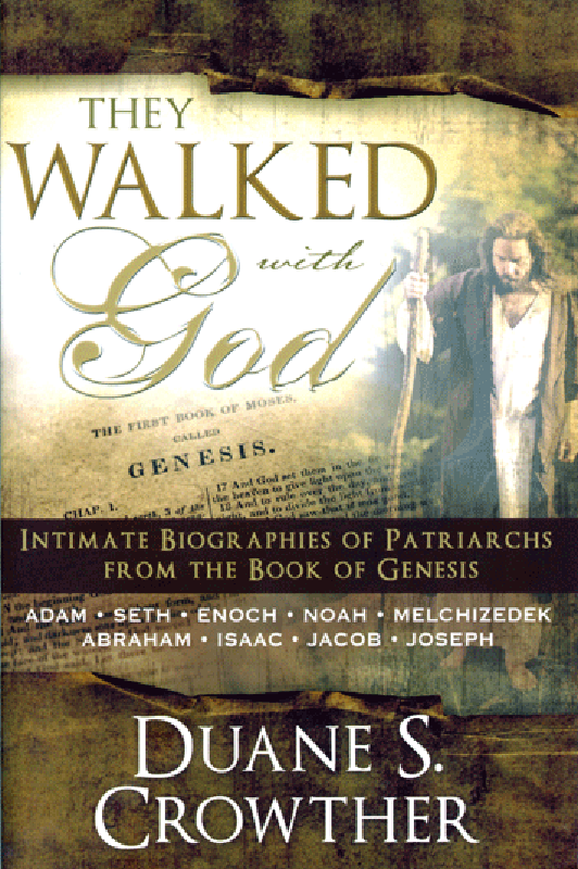 They Walked with God book cover