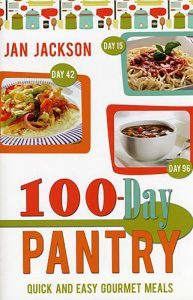 100 Day Pantry book cover