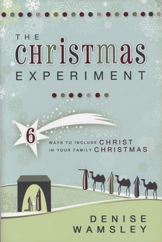 The Christmas Experiment book cover