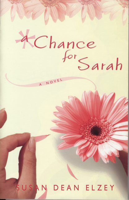 A Chance For Sarah book cover
