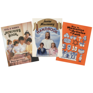Children's Gospel Workbooks