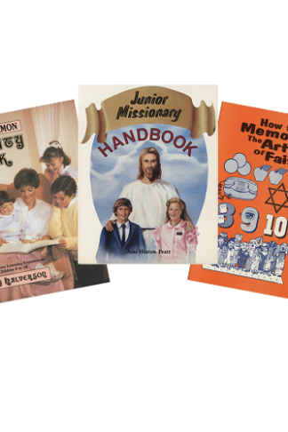 Children's Gospel Workbooks