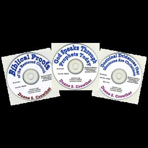 Defense of LDS Faith CDs