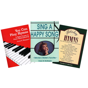 Hymns: Simplified Piano