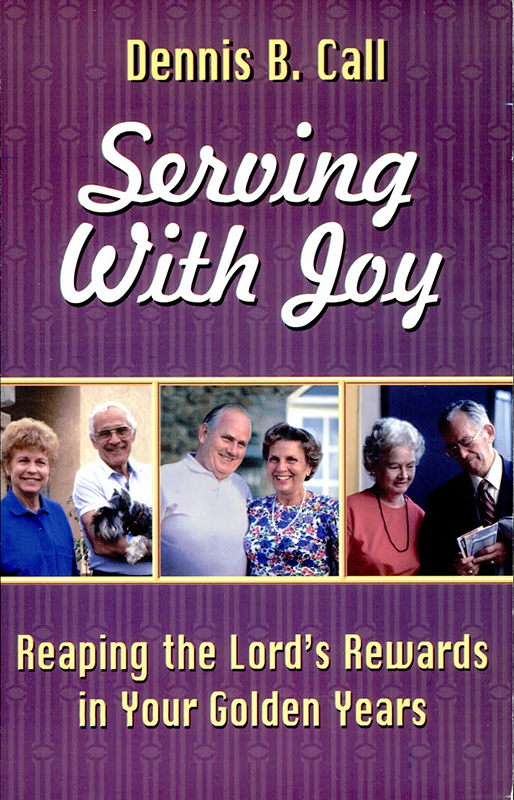 Serving With Joy book cover