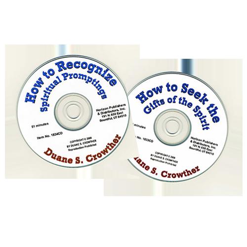 Spiritual Gifts CDs