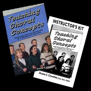 Teaching Choral Concepts