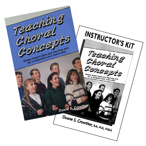 Teaching Choral Concepts